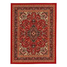 red area rugs 5x7 round area rugs target