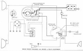 ignition switch wiring diagram generator ignition wiring wiring diagram for 1922 buick model 41