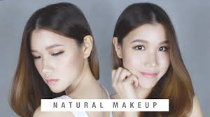 everyday natural makeup tutorial easy simple for hooded or asian eyelids you