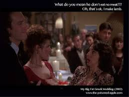 My Big Fat Greek Wedding Quotes New My Big Fat Greek Wedding Quotes The Best My Big Fat Greek Wedding