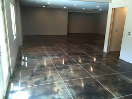 poured concrete floors s ing pouring diy stained residential
