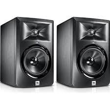 jbl monitor speakers. jbl lsr305 powered studio monitors jbl monitor speakers