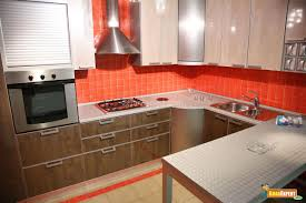 Red Kitchen Tile Backsplash Beautiful White Kitchen Cabinets Blue Glass Tile Backsplash