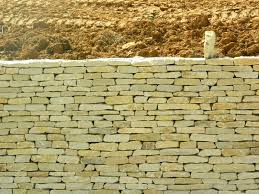dry stone wall wall groves dry stone wall cost calculator