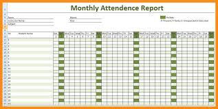 Attendence Tracker 11 12 Employee Attendance Tracker In Excel Lasweetvida Com