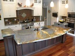 wood laminate kitchen countertops. Kitchen:Modern Black Gloss Kitchen Countertop Designs Combine With Chrome Legs Also Brown Wooden Laminate Wood Countertops N
