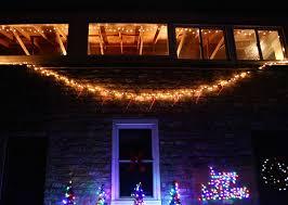 Light Ideas For A Backyard Winter Wonderland