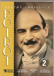 three more poirot adventures beginning with the tragedy at marsdon manor an ailing man is found dead appaly of fright after his wife has several