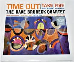Details About Dave Brubeck Time Out Jazz 180g High Quality Virgin Vinyl Lp Take 5 New Sealed