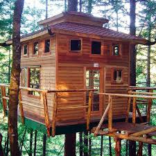 Image Kids Tree House Inspiration The Family Handyman Amazing Tree House Ideas And Building Tips The Family Handyman