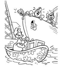 Leuk Voor Kids Katrien Duck Kleurplaten