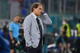 """Italy Coach Roberto Mancini: """"I Believed in the Players We Had"""""""