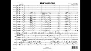 Soul Vaccination Drum Chart Soul Vaccination Sheet Music By Tower Of Power Sheet Music