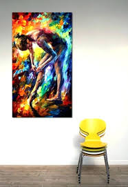 modern art for office. Artwork For Law Office Ballerina Canvas Painting Modern Wall Decorations Living Room Home Offices Art E