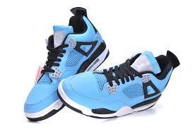 jordan 4 blue. nike air jordan 4 shoes men\\\u0027s blue black white s