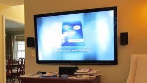 flat screen tv wall mount installation