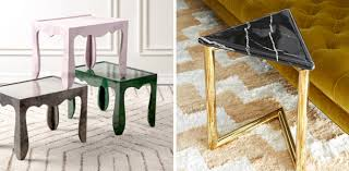 modern accent tables. Stylish Jonathan Adler Side Table With Accent Tables Modern End