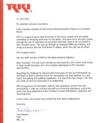 letter for volunteers letter from ceo of rki to peps potential volunteers pep blog