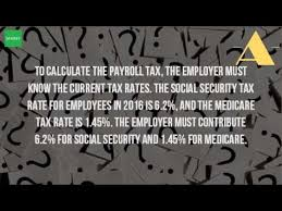 paycheck taxes calculator 2015 how do you calculate employer payroll taxes youtube