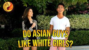 Caucasian women looking for asian men