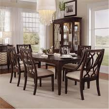 marvelous dark wood dining room set elegant table me with 15 usual ilration white and dark