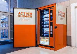 How To Reset A Vending Machine Fascinating Vending Machine For Homeless People Debuts In UK And Soon In