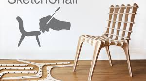 An open-source tool that allows anyone to design and build their own  furniture, as well as share these within an online community.