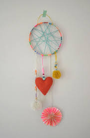 How To Make A Dream Catcher For Kids DIY Dream Catchers Made by Kids Dreamcatchers Camping and 75
