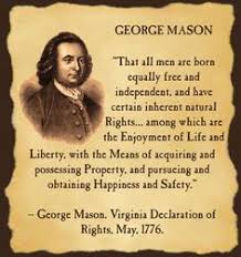 All things George Mason on Pinterest | Masons, Virginia and Statues via Relatably.com