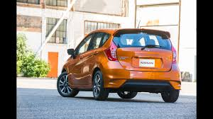 2018 nissan versa note sr. brilliant nissan the 2018 versa note is offered in three wellequipped models s sv on nissan versa note sr