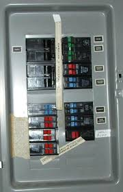 split bus electrical panels no main breaker charles buell Circuit Breaker Vs Fuse Box split bus electrical panel circuit breakers vs fuse box