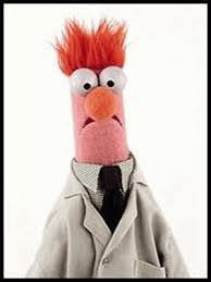 Image result for beaker muppets
