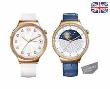 huawei smartwatch gold. huawei smartwatch iphone android smartphones rose gold/pearl, swarovski/sapphire gold