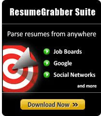 Resume Parsing Tool Online Resume Parser Software For Candidate