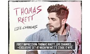17 Set At Impression 94 Stage Thomas Rhett Changes First 7's - Nycs Exclusive Life Nashfm
