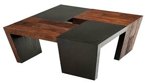 Modern Square Coffee Table