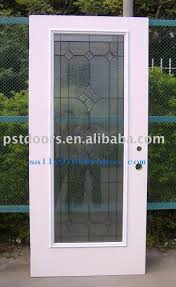 exterior doors with glass panels image collections doors design modern