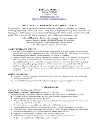 Marketing Resume Examples Sample Resumes Livecareer It Example