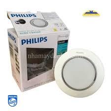 Đèn Led âm trần Recessed 66063 Philips 6W chống thấm nước thích hợp với  trần thạch cao – Đèn sạc khẩn cấp | Phân phối đèn khẩn cấp Paragon