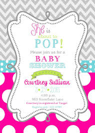 Baby Shower Invitations For Word Templates Suitable Combine With