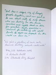 denik softcover notebook review the pen addict the paper is 60 weight nice and crisp white just a hint of tooth to it it s also 75% recycled because denik hearts are made of unicorns and jelly