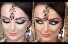 bollywood barbie makeup transformation