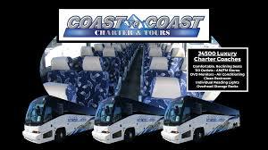 Fleet   Coast to Coast Charter & Tours