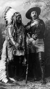 Come Buffalo Bill è diventato una personificazione vivente e respirante del  West americano