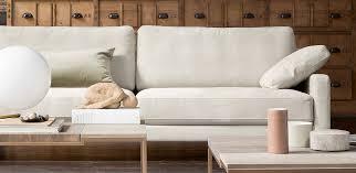 dono modular sofa rolf benz. Contemporary Sofa / Leather 3-seater Beige EGO By Edgar Reuter Rolf Benz Dono Modular E