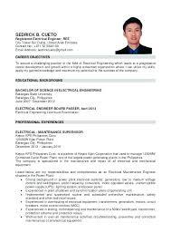 Resume Format Job Resume Format For Job Purpose Resume Format Resume