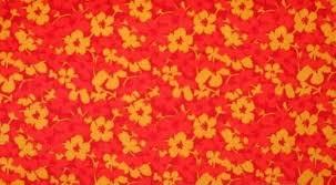 Cotton Quilt Fabric English Garden Orange Yellow Flowers Northcott ... & Cotton Quilt Fabric English Garden Orange Yellow Flowers Northcott -  product image Adamdwight.com