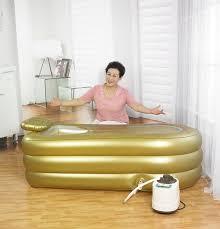 largest inflatable bathtub ideas