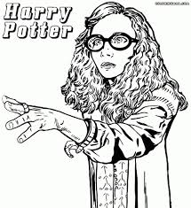 Small Picture Joyous Harry Potter Coloring Pages Harry Potter Coloring Pages