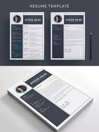 Resume Template Ai Eps Psd 300 Dpi Resolution Download Resume